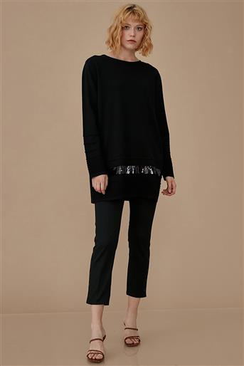 Knitwear-Black KA-A9-TRK50-12