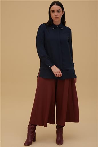 Kayra Bluz-Lacivert KA-A9-11011-11