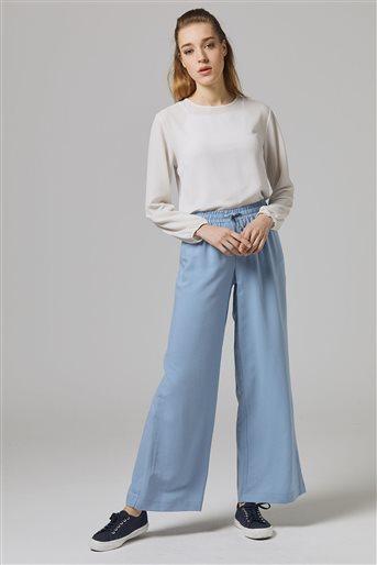 Tencel Pantolon-Mavi DO-B20-59016-09