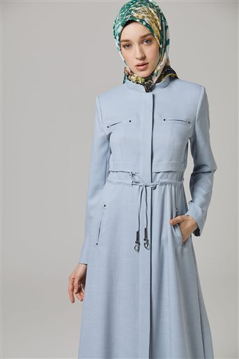 Doque Topcoat-Blue DO-B20-55037-09