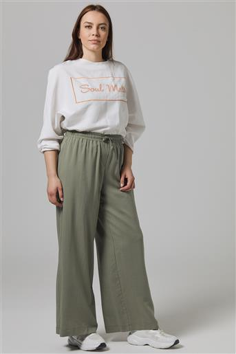 Doque Pants-Green DO-B20-59020-25
