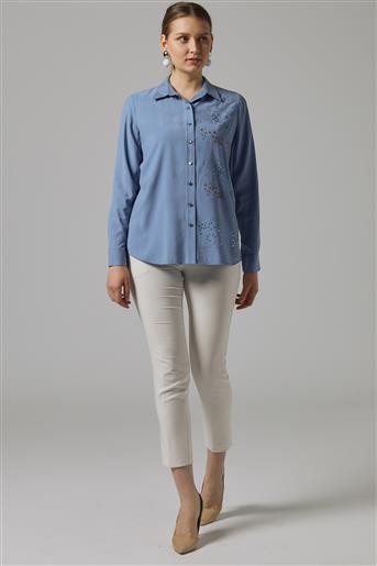 Tunic-Blue 8009-70