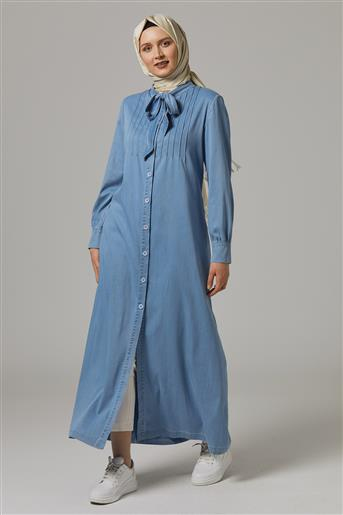 Abaya-Light Blue-TK-U5801-16