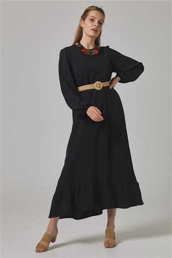 Dress Black-2698F-01
