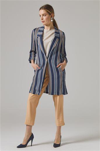 Jacket-Turquoise 8525-19