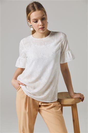 Blouse-White 8068-02