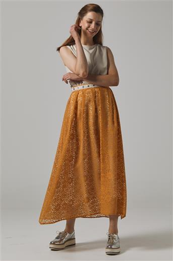 Skirt-Camel KA-B20-12080-06