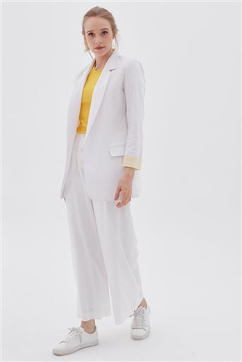 Jacket-Optical White KA-B20-13046-02