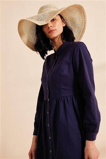 فستان-كحلي KY-B20-83004-11