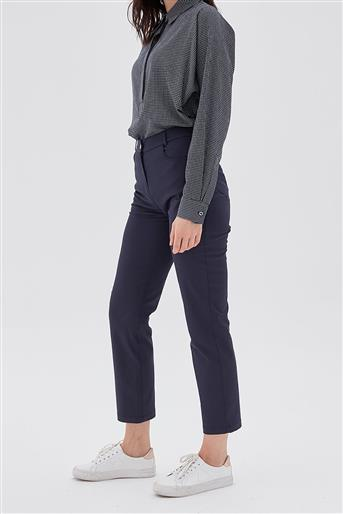 Pants-Navy Blue KA-B20-19217-11