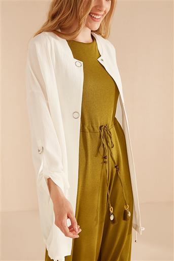 فستان-زيتوني KA-B20-22012-33
