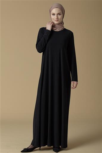 Armine Elbise Siyah 9K4301