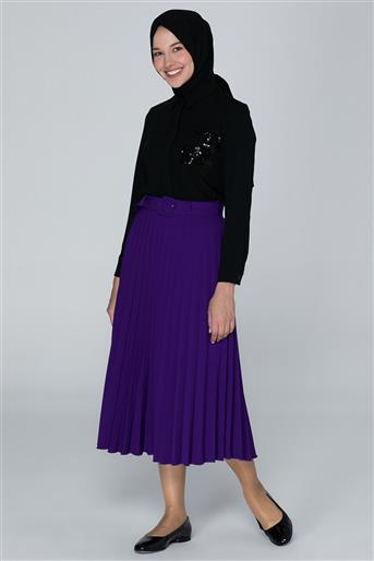 Armine Pulpayet İşlemeli Gömlek Siyah 9K3701