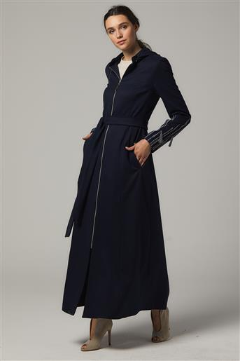 Coat-Navy Blue KA-A9-17109-11