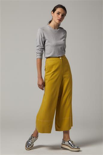 Pants-Yellow KY-B20-79023-03