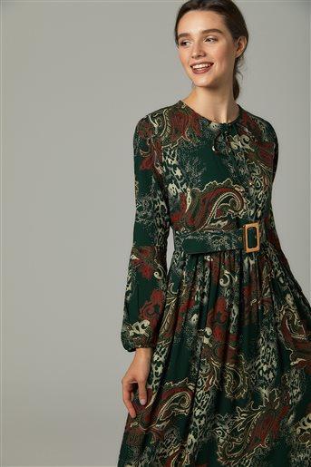 فستان-زمردي US-0S5055-62