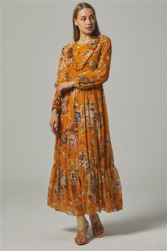 Dress-Mustard 22231-55