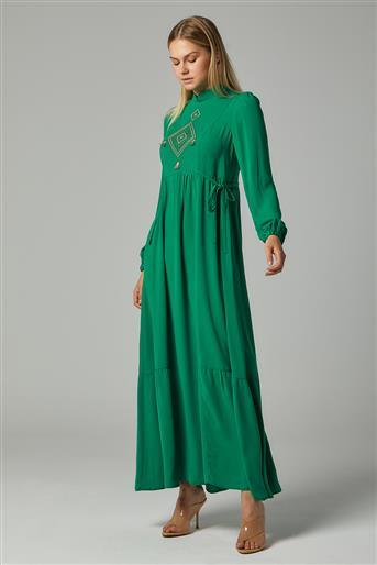 Elbise-A.yeşil DO-B20-63016-30