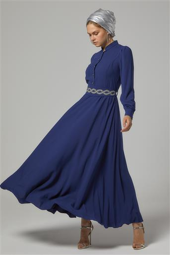 Dress-Night Blue DO-B20-63030-132