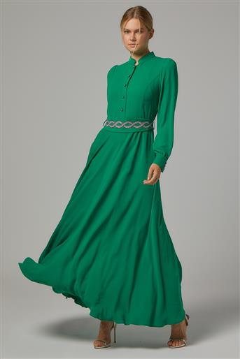 Dress-Light Green DO-B20-63030-30