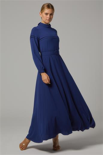 فستان-أزرق DO-B20-63021-132