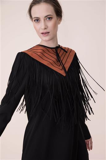 Elbise-Siyah V19KELB17006-01