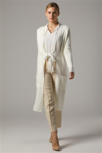 Cardigan-White 2067-02
