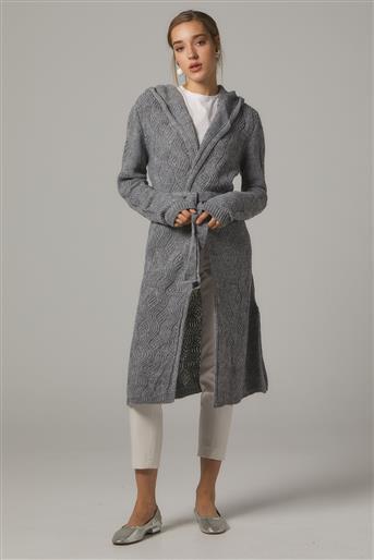 Cardigan-Gray 499-E-04