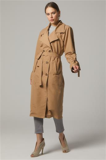 Trench Coat-Cream PL-0W689-12