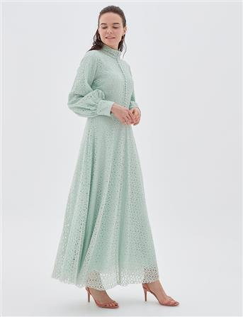 Dress Water Green A20 23002