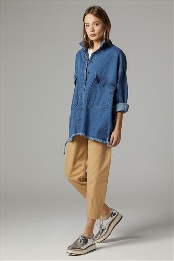 Jacket-Blue 30451-70