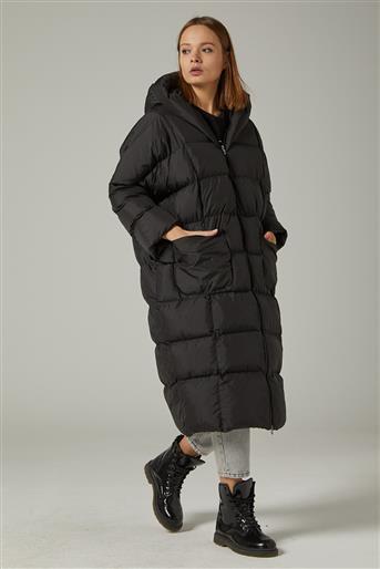 Coat-Black UA-0W20101-01