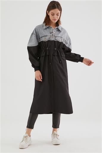 Coat-Black MPU-0W1010-01