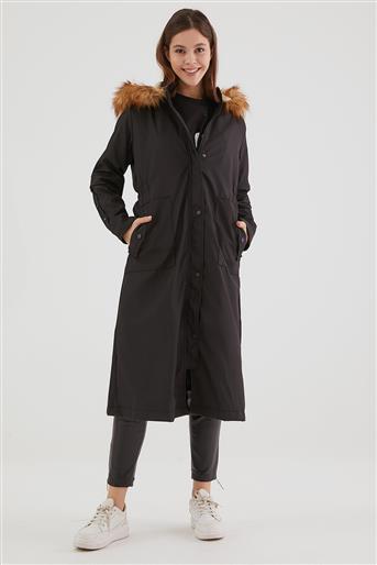 Coat-Black UA-0W20203-01