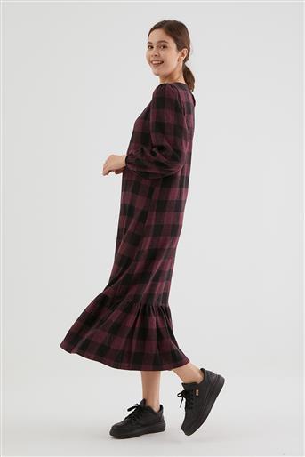 فستان-أرجواني MPU-0W10059-45