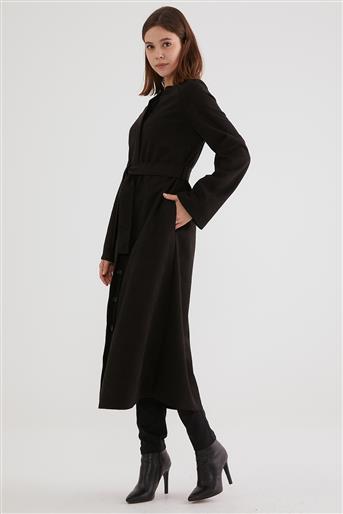 Coat-Black 2668F-01