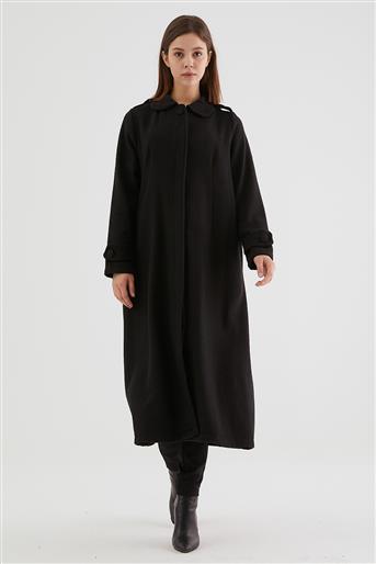 Coat-Black 2447F-01