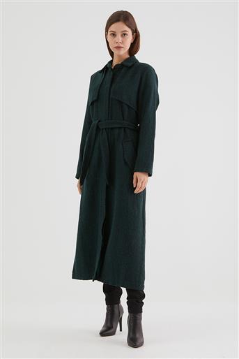 Coat-Green 2448F-21