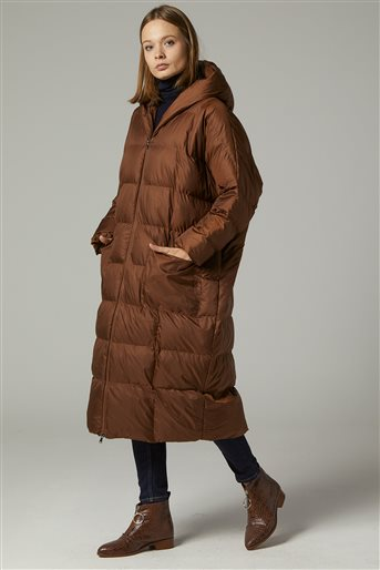 Coat-Brown MR-1453-15