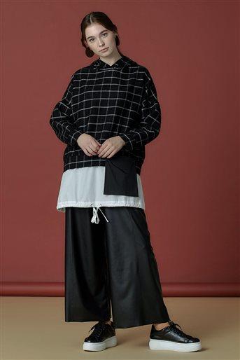 Sweatshirt-Siyah 20K2440-01