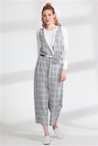 Overall-Gray 4108-04