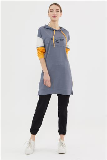 Tunic-Gray UZ-0W0051-07