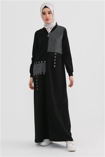 Abaya-Black 17310-01