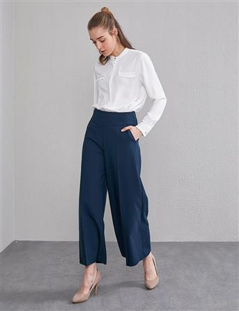 Pants-Navy Blue KY-A20-79560-11