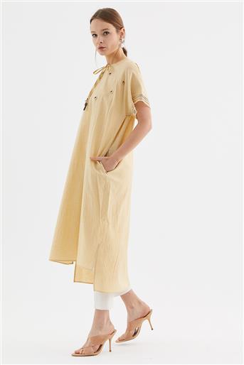 Tunik-Sarı V19KTNK45003-04