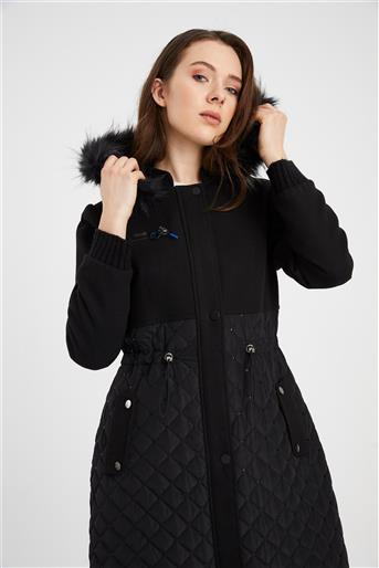 Coat Black 12336 Z20KB12336ZBM10001-R1210