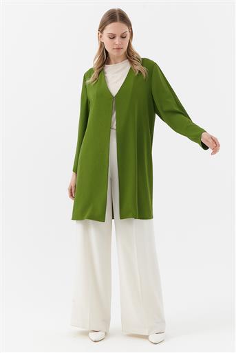 Jacket-Green KA-B20-13030-25