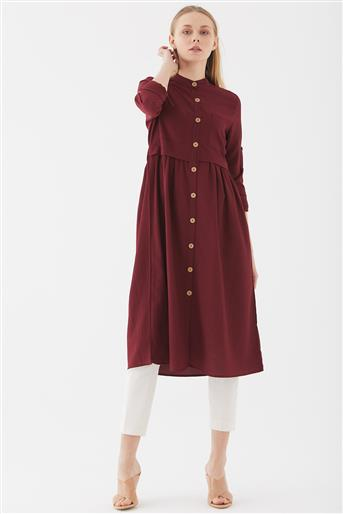 Tunic-Claret Red UA-1S10047-67