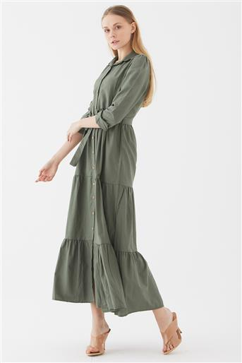 Elbise-Haki UA-1S20004-27