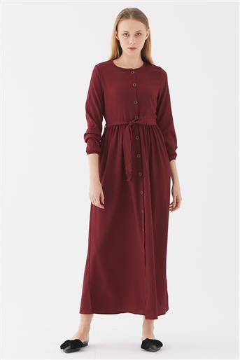 فستان-بوردو UA-1S20003-67